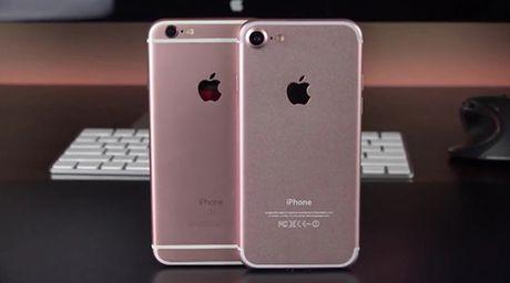 Mua iPhone 7 se bi duoi viec khoi cong ty - Anh 1