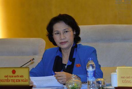 'Thong thuong khong ngay nao Dai bieu Quoc hoi duoc ngu truoc 12h dem' - Anh 1