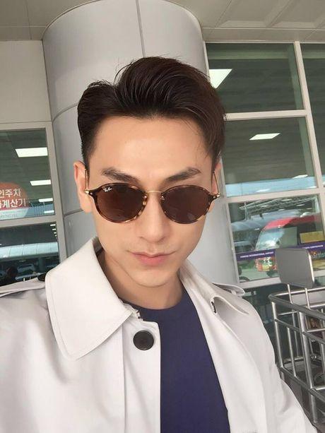 Isaac noi bat giua dan sao Han tai Lien hoan phim Busan - Anh 2