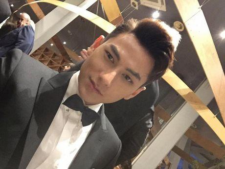 Isaac noi bat giua dan sao Han tai Lien hoan phim Busan - Anh 4