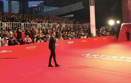 Isaac noi bat giua dan sao Han tai Lien hoan phim Busan - Anh 5