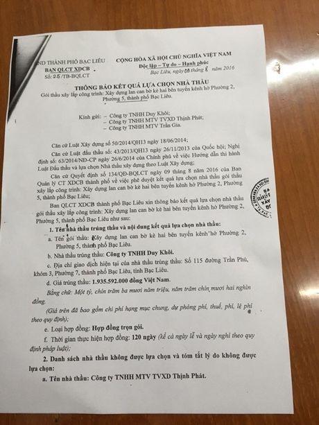 Bac Lieu: Buc boi vi dong kenh den giua long thanh pho - Anh 5