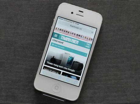 iPhone 4S hoan toan moi ve Viet Nam, gia chi 3,2 trieu dong - Anh 3