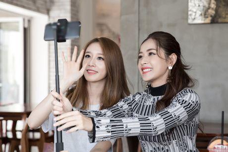 Jiyeon nhom T-ara muon dong phim cung Chi Pu - Anh 1