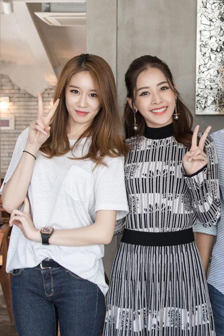 Jiyeon nhom T-ara muon dong phim cung Chi Pu - Anh 3
