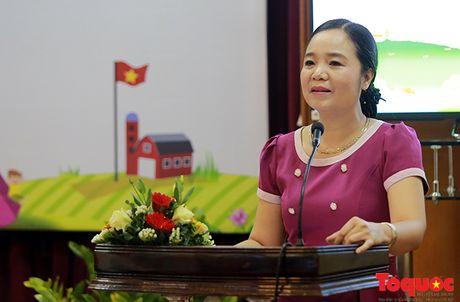 Bo truong Nguyen Ngoc Thien: 'Thu vien phai ve moi ngo ngach de phuc vu nhan dan' - Anh 2