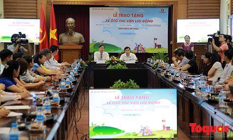 Bo truong Nguyen Ngoc Thien: 'Thu vien phai ve moi ngo ngach de phuc vu nhan dan' - Anh 4
