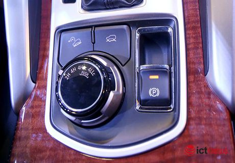 Chi tiet Mitsubishi Pajero Sport Premium vua cap ben Viet Nam - Anh 15