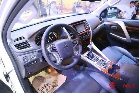 Chi tiet Mitsubishi Pajero Sport Premium vua cap ben Viet Nam - Anh 20