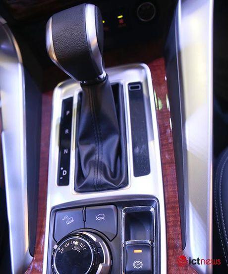 Chi tiet Mitsubishi Pajero Sport Premium vua cap ben Viet Nam - Anh 5