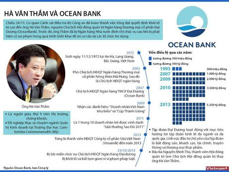 Ong Ha Van Tham gay thiet hai cho Oceanbank the nao? - Anh 2