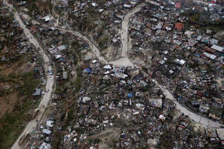 Canh tan hoang nhu thoi chien o Haiti sau bao Matthew - Anh 5