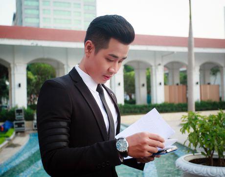 MC Nguyen Khang lich lam ben a hau Huyen My - Anh 7