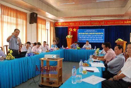 Binh Phuoc xay dung he thong luu tru du lieu cho giao duc - Anh 1