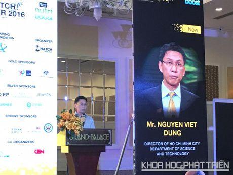 HATCH! FAIR 2016: Gan 130 startup co co hoi gap go 100 nha dau tu - Anh 1