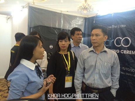 HATCH! FAIR 2016: Gan 130 startup co co hoi gap go 100 nha dau tu - Anh 2