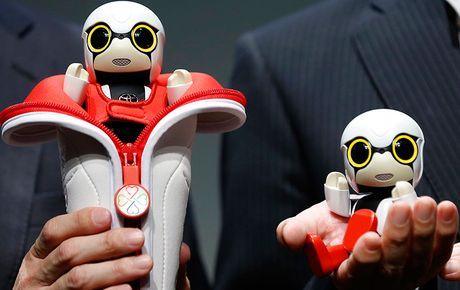 Toyota sap ban robot thong minh gia 400USD - Anh 1