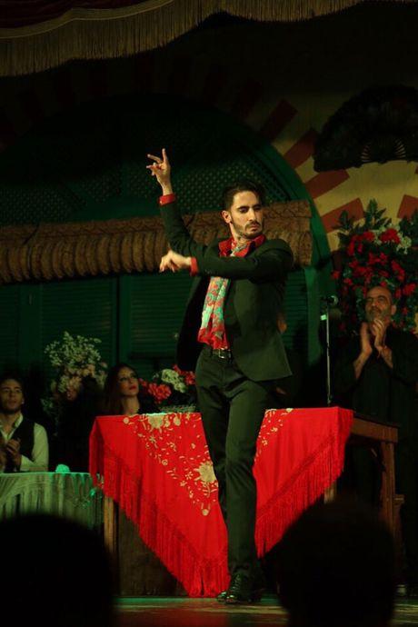Thuong thuc vu dieu Flamenco nong bong o Tay Ban Nha - Anh 5