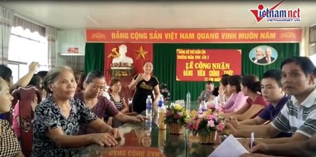 Phong GD yeu cau ban giam hieu xin loi phu huynh - Anh 3