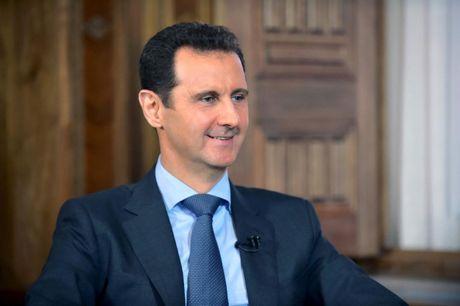 Tong thong Assad the tieu diet phien quan, giai phong Syria - Anh 1