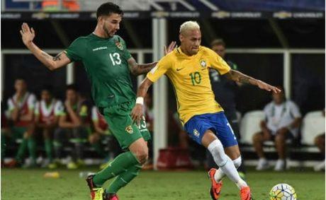 Brazil 5-0 Bolivia: Guc nga duoi chan nguoi khong lo - Anh 1