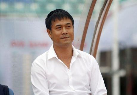 HLV Huu Thang 'lai to' nho 'cuoc lon' - Anh 1