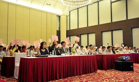 Tong Cong ty Tu van Xay dung Viet Nam ra mat ban lanh dao moi - Anh 1