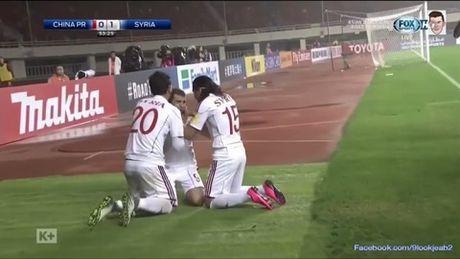 Trung Quoc thua soc o vong loai World Cup 2018, HLV sap bi sa thai - Anh 2