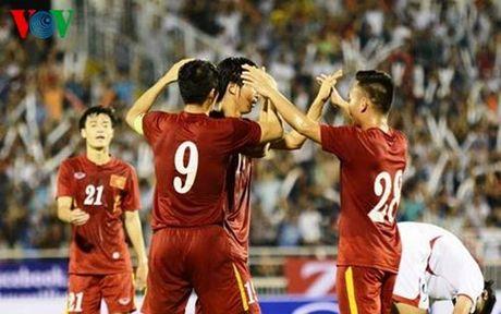 DT Viet Nam dai thang Trieu Tien: Tuan Anh, Xuan Truong va dau an HAGL - Anh 1
