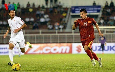 DT Viet Nam dai thang Trieu Tien: Tuan Anh, Xuan Truong va dau an HAGL - Anh 3