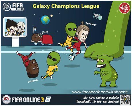 Biem hoa 24h: 'Messi' bien thanh CDV Real - Anh 6