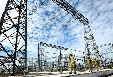 EVN NPT tra loi ve viec xay Dai vinh danh cong trinh 500 kV Bac-Nam - Anh 1