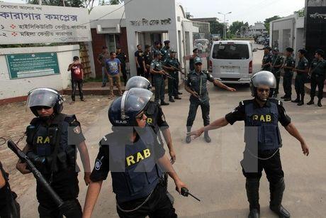 Bangladesh tieu diet 4 nghi pham thuoc nhom phien quan JMB - Anh 1