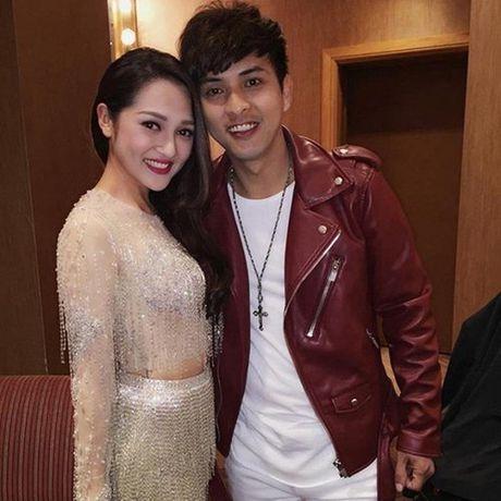 Fan 'lat tay' man khoe kheo nguoi yeu Bao Anh cua Ho Quang Hieu - Anh 2