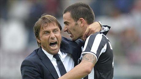 Juventus ra dieu kien ban Bonucci cho Chelsea - Anh 1