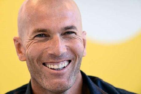 Khong doi nao Zidane dan dat PSG - Anh 1