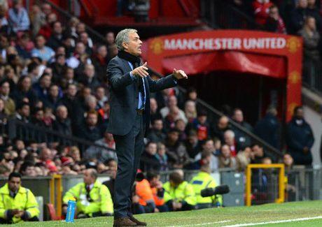Jose Mourinho da lam gi sau 11 tran dan dat Man United? - Anh 1