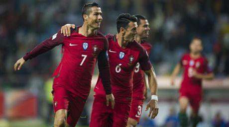 Diem tin chieu 08/10: Ronaldo thiet lap cot moc khung; Tan HLV tuyen Anh dinh phot - Anh 1