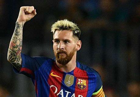 Nong: Messi quyet 'dut ao', roi Barcelona - Anh 1