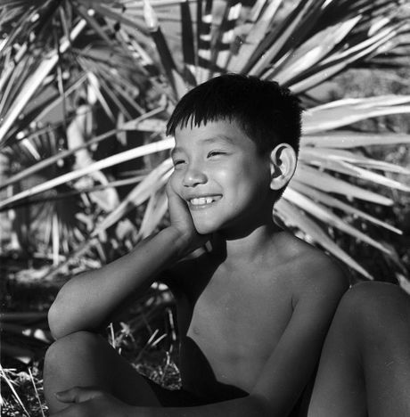 Anh chan dung 'net cang' ve nguoi Viet thap nien 1950 (2) - Anh 7