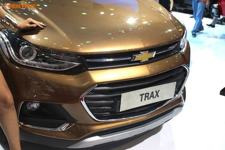 'Chot gia' 769 trieu - Chevrolet Trax 2017 tai VN co gi? - Anh 2