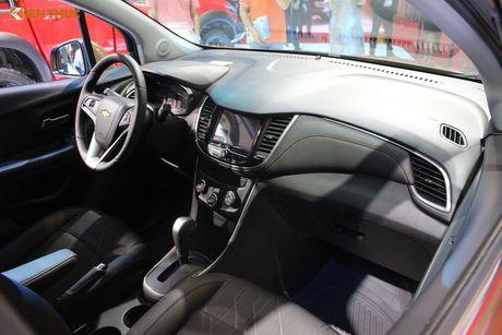 'Chot gia' 769 trieu - Chevrolet Trax 2017 tai VN co gi? - Anh 5