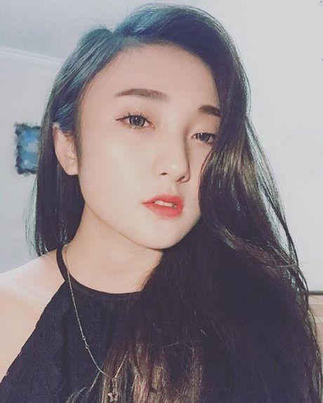 Ngam co nang 9X Tuyen Quang xinh nhu bup be - Anh 1