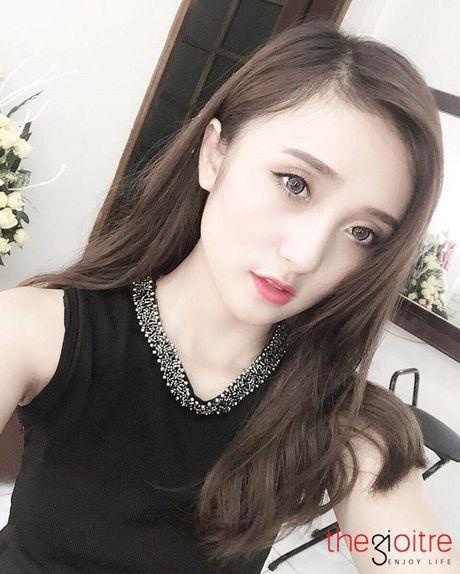 Ngam co nang 9X Tuyen Quang xinh nhu bup be - Anh 2