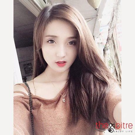 Ngam co nang 9X Tuyen Quang xinh nhu bup be - Anh 3