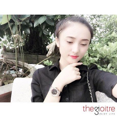 Ngam co nang 9X Tuyen Quang xinh nhu bup be - Anh 5