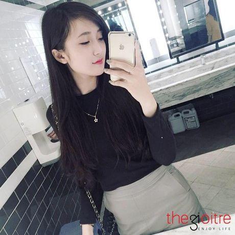 Ngam co nang 9X Tuyen Quang xinh nhu bup be - Anh 8