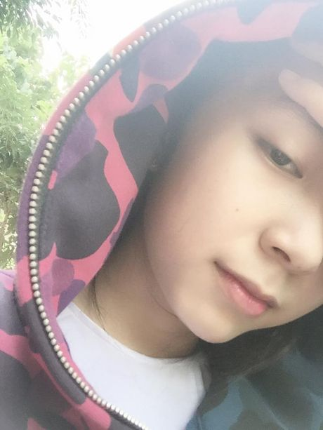 Chan dung nu sinh 10X co chat giong nhu nam ca si - Anh 7