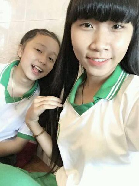 Chan dung nu sinh 10X co chat giong nhu nam ca si - Anh 9