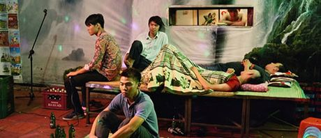 Cong bo 30 phim ngan du thi Lien hoan Phim quoc te Ha Noi 2016 - Anh 1